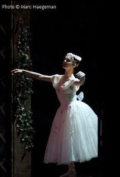Natalia Osipova in La Slyphide