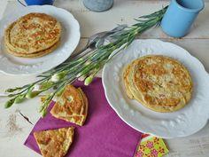 Comme des pancakes... aux petits légumes  et farine de coco ( faible IG, sans céréales)  Kiwi-forme.net ,conseils et alimentation saine.