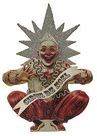 Cirque De Noel Tree Topper