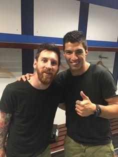 Lionel Messi  FC Barcelona  Luis Suarez