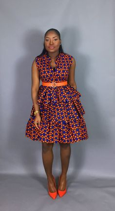 latest african fashion look 991 African Fashion Designers, African Fashion Ankara, Latest African Fashion Dresses, African Print Fashion, Africa Fashion, African Dashiki, Short African Dresses, African Print Dresses, African Traditional Dresses