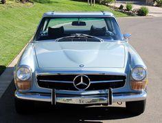 1970 Mercedes 280sl #Classic #Mercedes #ClassicCar #ClassicMercedes #Vintage #MuscleCar #Car
