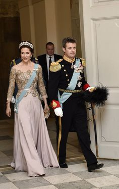 """Almost Every Power Woman Has Broken This Fashion """"Rule""""  Two years later? It popped up again, this time at Denmark's Queen Margrethe's 75th birthday."""