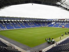 King Power Stadium (Walkers Stadium), Leicester, UK. Home to Leicester City FC