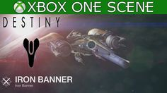 Destiny Event - Iron Banner Crucible - Full Game On New Map Rusted Lands...