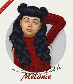 Leahlillith Melanie - Kids Version ♥ [SimFileShare]
