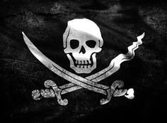 Jolly Roger play with pirates