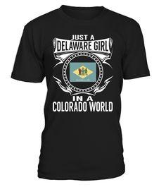 Just a Delaware Girl in a Colorado World