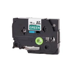 Cidy 1pcs compatible P-touch TZe label tape tz745 tze745 tze 745 tz 745 white on green for brother. Yesterday's price: US $4.89 (4.00 EUR). Today's price: US $4.35 (3.57 EUR). Discount: 11%.