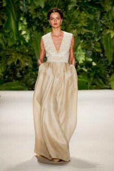Un descubrimiento...Los vestidos de novia de NAEEM KHAN