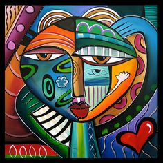 Hypnotik - Original Large Abstract Contemporary Modern POP Art Painting by…