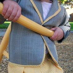 Toddler Boys Suit Jacket From Man's Suit Jacket - Free Tutorial and Pattern – sew-whats-new.com