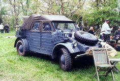 German Type 82 Kubelwagen, WWII reenactment by Lyle58, via Flickr