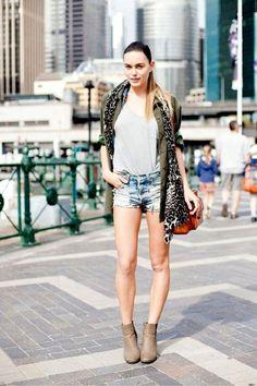 Sydney street fashio