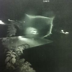 A video showing lights hovering over a pool is the talk of Naples. Residents say they have never seen anything like it and experts aren't sure either reportsADG UK. Monday night, security officer Debralee Thomas was watching the camera feed from...