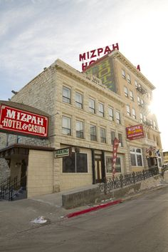 The Ghosts Of The Haunted Mizpah Hotel