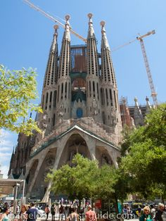 Sagrada Familia inclusief filmpje