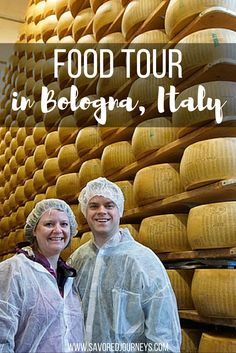 Check out this food tour in Bologna, Italy, food capital of Italy.