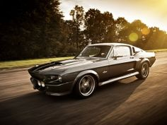 The Shelby Mustang is a high performance variant of the Ford Mustang which was built by Shelby American from 1965 through 1970. Following the introduction of the fifth generation Ford Mustang, the Shelby nameplate was revived in 2007 for new high performance versions of the Mustang.
