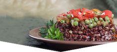 Riso venere con verdure croccanti al curry | ricetta senza glutine
