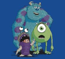 Disney: T-Shirts & Hoodies Disney Love, Disney Art, Disney Pixar, Sully, Monster Co, Monsters Inc Boo, Mike And Sulley, The Incredibles 2004, Toy Story 1995