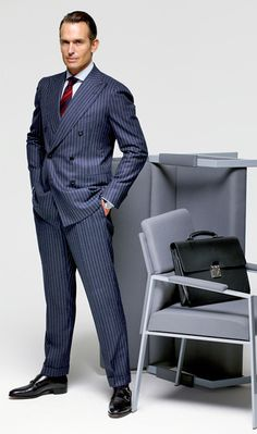 The Esquire Guide to Ambitious Suits  Doublebrest