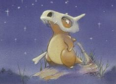 Pokemon Theory: Cubone Is A Charmander - Feat. 150 Pokemon, Cool Pokemon, Pokemon Cards, Pokemon Theory, Pokemon Tumblr, Poetry Projects, Pokemon Pictures, Nerd Geek, Cool Artwork
