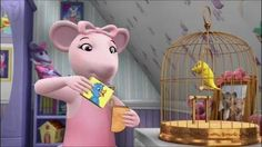 Angelina Ballerina: Taking Care of a Pet . VIDEO | PBS KIDS