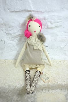 Handmade Dolls by Gaiia Kim Limited Édition Haute Couture No 31
