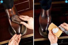 Почему нельзя сушить кожаную обувь на батарее
