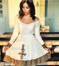 X African Print Dresses, African Wear, African Fashion Dresses, African Dress, Ethiopian Wedding Dress, Ethiopian Dress, Ethiopian Traditional Dress, Traditional Dresses, Grad Dresses