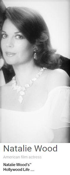 "Natalie Wood"" Hollywood Glamour...."