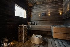 Sauna Ideas, Saunas, Cottage Style, My Dream Home, Sweet Home, Cabin, Dreams, Tattoo, House
