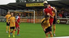 Leamington vs Biggleswade Town - Match Highlights - August 27th 2016