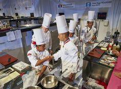 Considerado a maior feira de alimentação e gastronomia do mundo, o evento acontece entre 14 e 16 de outubro