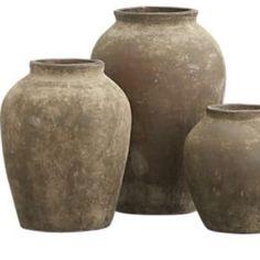 Olives jars
