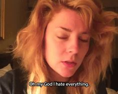 Grace Helbig hates everything
