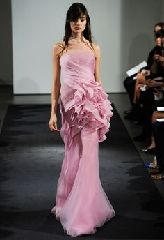 Vera Wang Fall 2014 Wedding Dresses, so inspired!