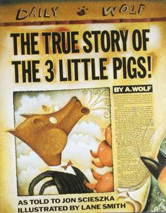 3 Little Pigs: The true story