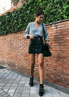 ade0cf8d586 Casual Fall Look – Fall Must Haves Collection. 46 Flawless Street Style  Looks To Add To Your Wardrobe – Casual Fall Look – Fall Must Haves  Collection.
