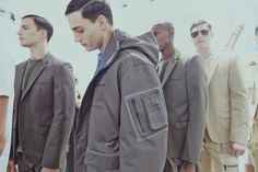 CK SS16 menswear Milan