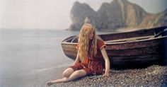 Christina In Red: Rare 1913 Color Photos Show How People Lived 100 Years Ago | Bored Panda