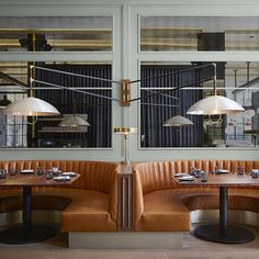 2018 Restaurant & Bar Design Awards Entry designed by The clean lines and lighting we simply love!