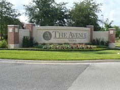 The Avenues of Viera - a great place to shop.