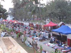 Luang Prabang market - www.luigimonti.com