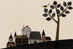 Love this illustration by Yusuke Yonezu