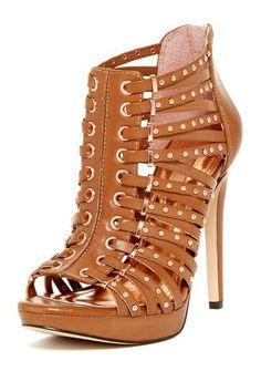 Maxwell Platform Sandal by BCBGeneration (good gift idea I'm just saying)