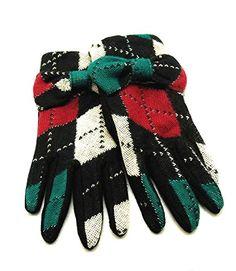 Wool Plaid Lined Gloves BurgundyTeal Green Bow at Wrist W... https://www.amazon.com/dp/B01MQNGROL/ref=cm_sw_r_pi_dp_x_8JW0ybA3V1MBR