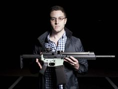 Cody Wilson created a gun that can be download and built with a 3D printer - is he too dangerous for Britain? - Gadgets & Tech - Life & Styl...