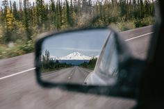 http://www.beyondcrowds.com/  On and off roads for the next few days, but I'm looking forward to catching up with everyone next week.  Mt Drum from the Glenn Highway, Alaska